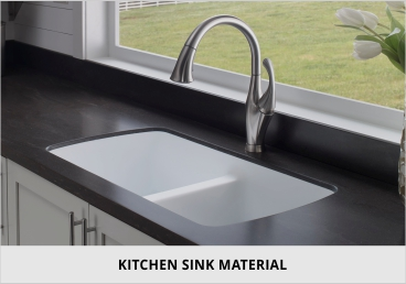kitche-sink-material