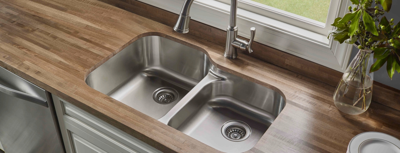 Seamless Undermount Sinks
