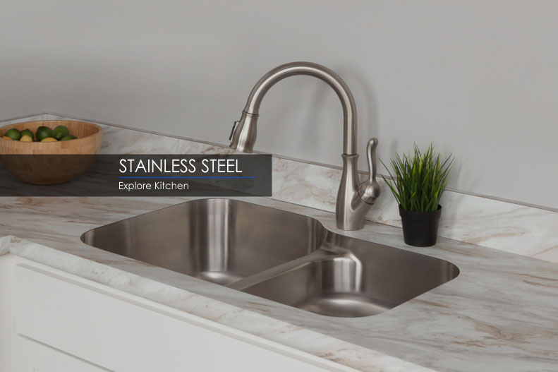 Stainless Steel Collection by Karran
